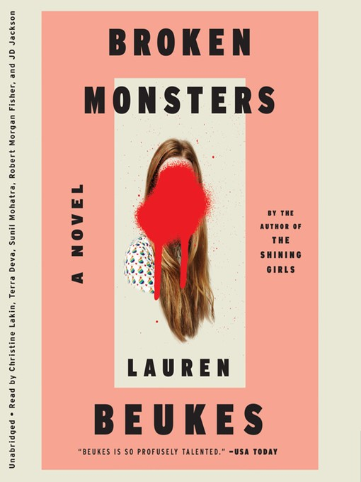 Title details for Broken Monsters by Lauren Beukes - Wait list