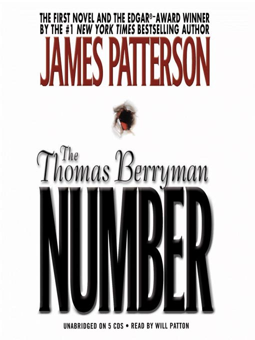 Title details for The Thomas Berryman Number by James Patterson - Wait list