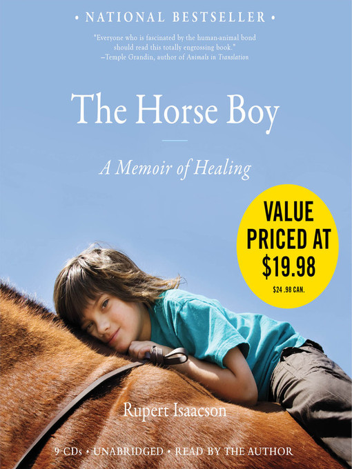 Title details for The Horse Boy by Rupert  Isaacson - Available