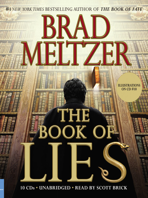 Cover of The Book of Lies
