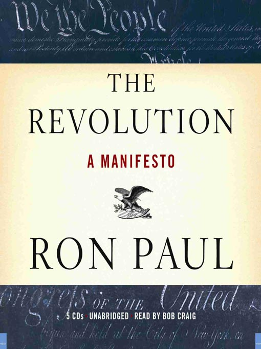 Title details for The Revolution by Ron Paul - Available