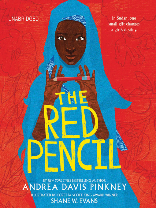 Title details for The Red Pencil by Andrea Davis Pinkney - Wait list