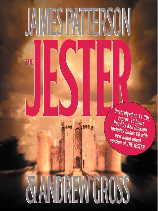 Title details for The Jester by James Patterson - Wait list