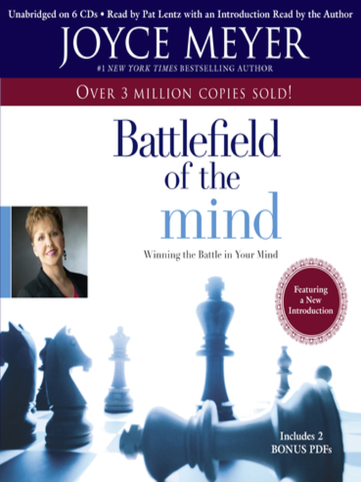 Title details for Battlefield of the Mind by Joyce Meyer - Available
