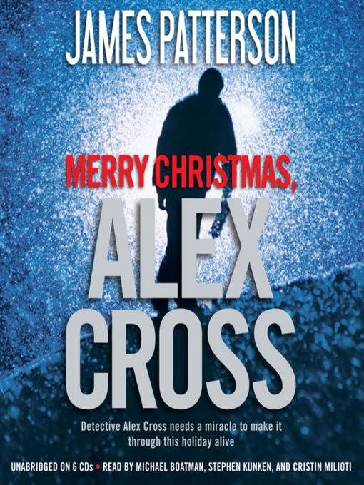 Title details for Merry Christmas, Alex Cross by James Patterson - Wait list