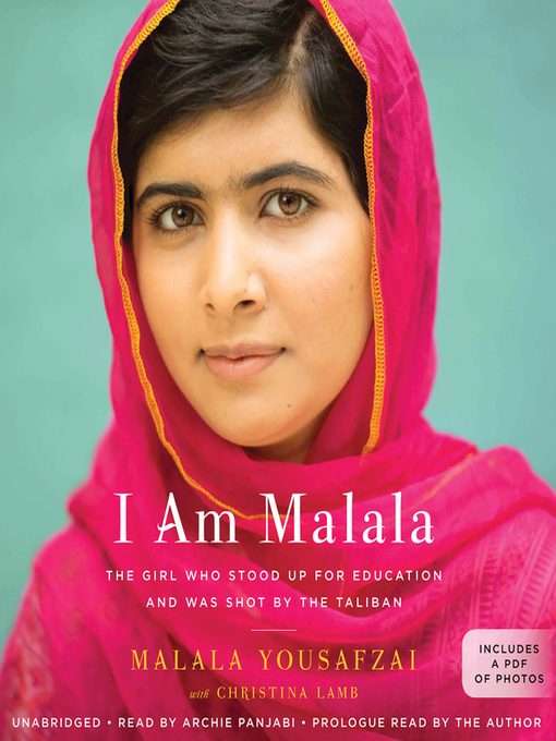 Title details for I Am Malala by Malala Yousafzai - Available