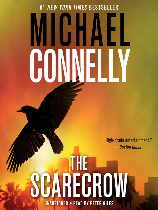 Title details for The Scarecrow by Peter Giles - Wait list