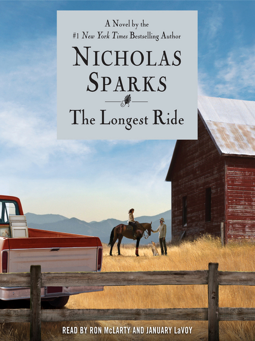 Title details for The Longest Ride by Nicholas Sparks - Available