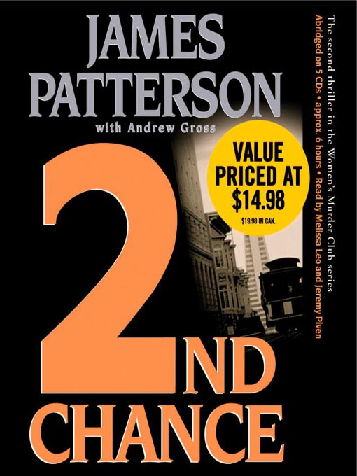 Title details for 2nd Chance by James Patterson - Wait list