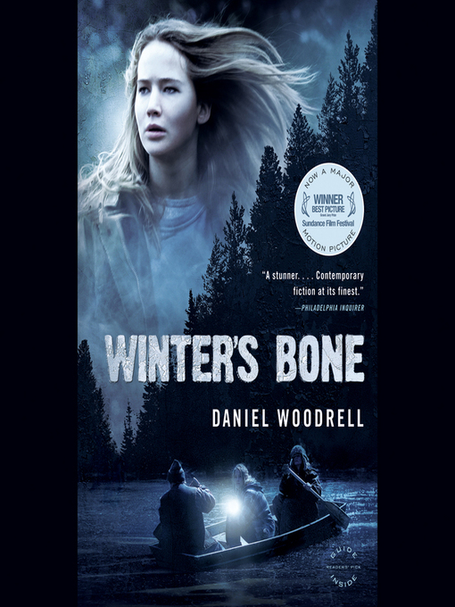 Title details for Winter's Bone by Daniel Woodrell - Available