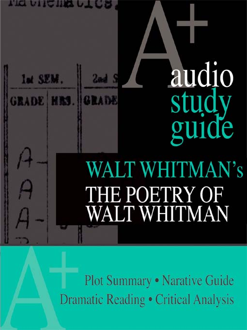 Title details for The Poetry of Walt Whitman by Walt Whitman - Available