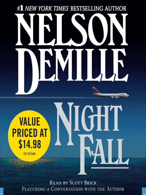 Title details for Night Fall by Nelson DeMille - Available