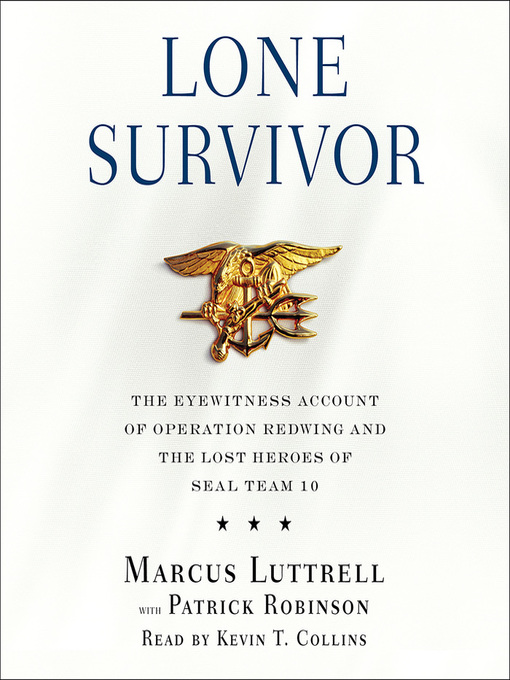 Title details for Lone Survivor by Marcus Luttrell - Available