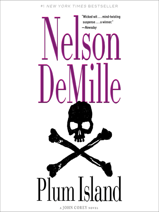 Title details for Plum Island by Nelson DeMille - Wait list