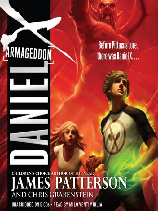Title details for Armageddon by James Patterson - Wait list
