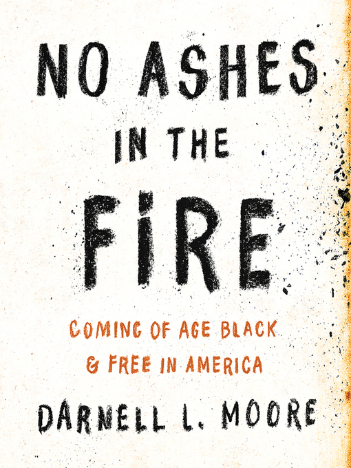 Cover of No Ashes in the Fire