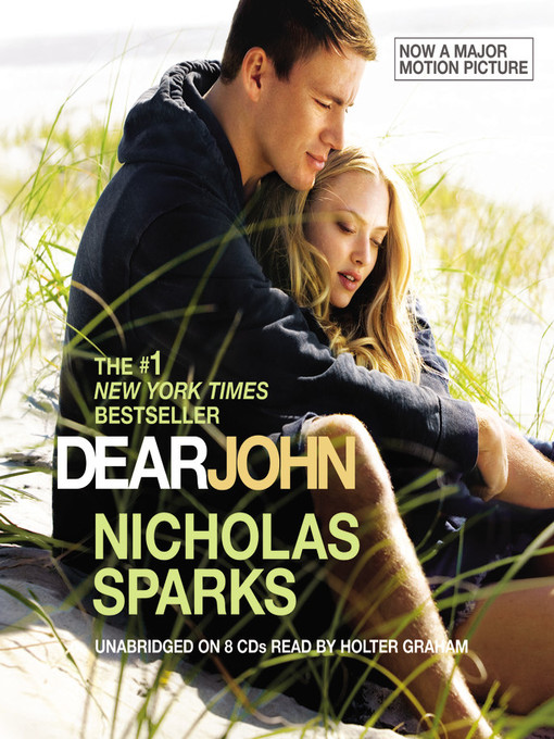 Title details for Dear John by Nicholas Sparks - Wait list