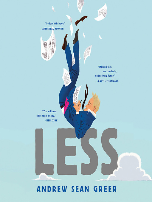 Cover of Less (Winner of the Pulitzer Prize)