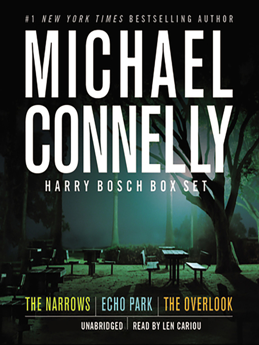 Title details for Harry Bosch Box Set by Michael Connelly - Available