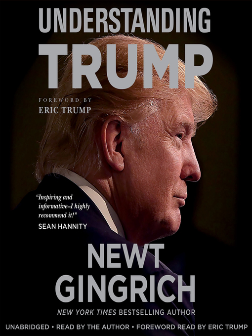 Cover of Understanding Trump