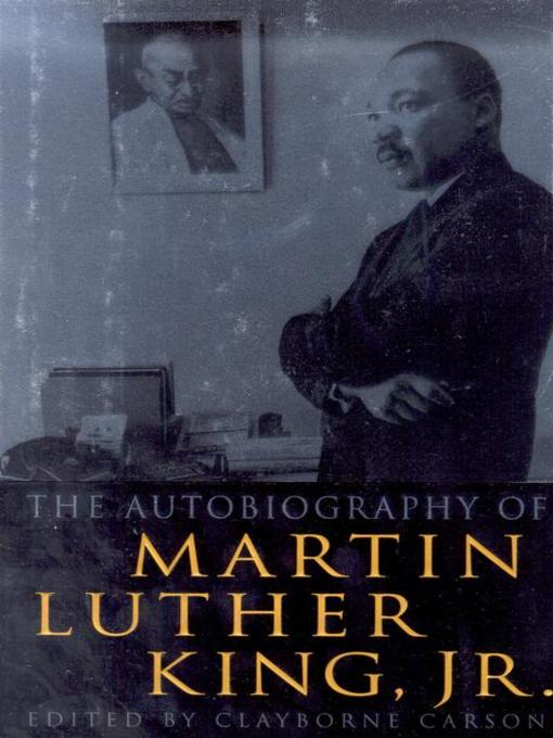 Title details for The Autobiography of Martin Luther King, Jr. by Clayborne Carson - Wait list