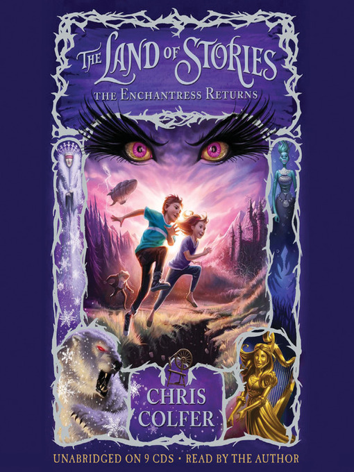 Title details for The Enchantress Returns by Chris Colfer - Wait list