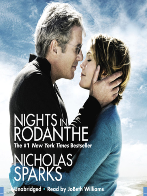 Title details for Nights in Rodanthe by Nicholas Sparks - Wait list