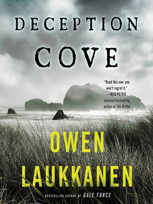 Title details for Deception Cove by Owen Laukkanen - Wait list