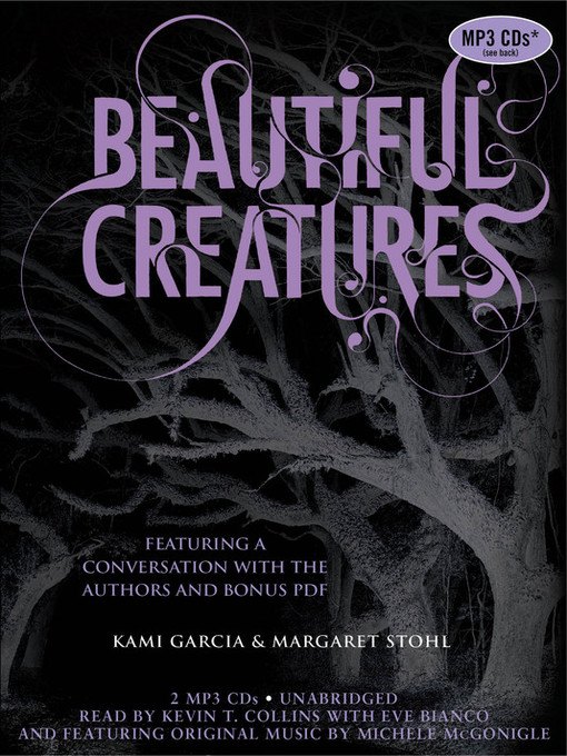 Title details for Beautiful Creatures by Kami Garcia - Wait list