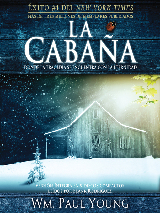 Title details for La Cabana by William P. Young - Available