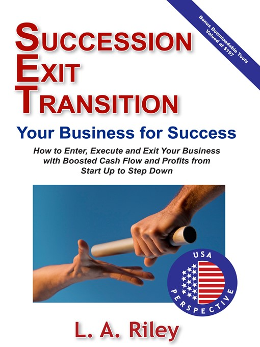 Title details for Succession Exit Transition, Your Business for Success by L A Riley - Available