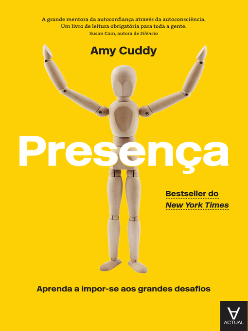 Title details for Presença by Amy Cuddy - Available