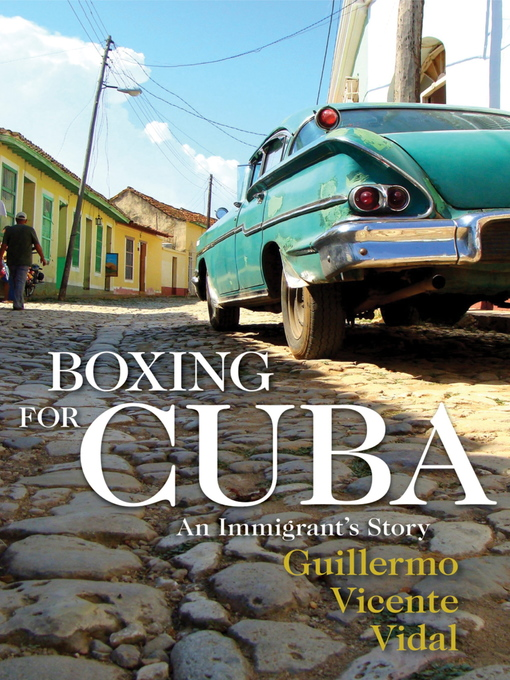 Cover of Boxing for Cuba