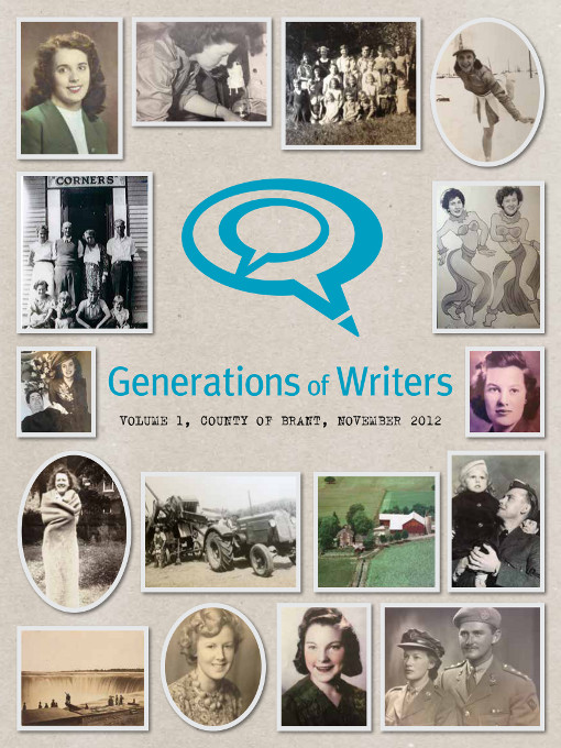Title details for Brant Generations of Writers Project by Lauren Kirshner - Available