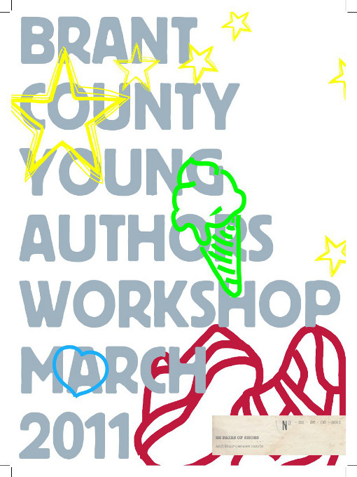 Title details for 22 Pairs of Shoes: Brant County Young Authors Workshop by Lauren Kirshner - Available