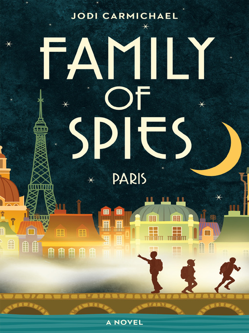 Cover of Family of Spies