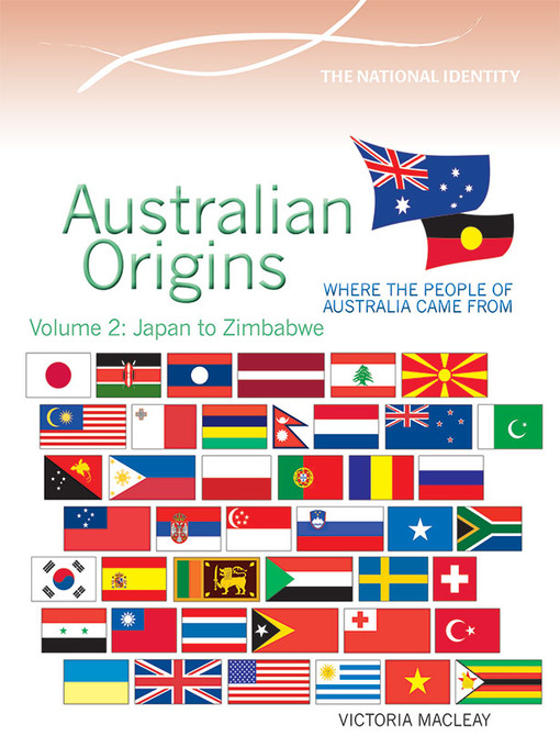 Title details for Australian Origins, Volume 2 by Victoria Macleay - Available