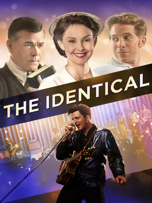 Cover image for The Identical