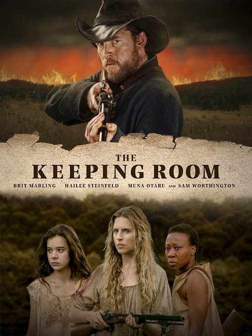 Title details for The Keeping Room by Daniel Barber - Available