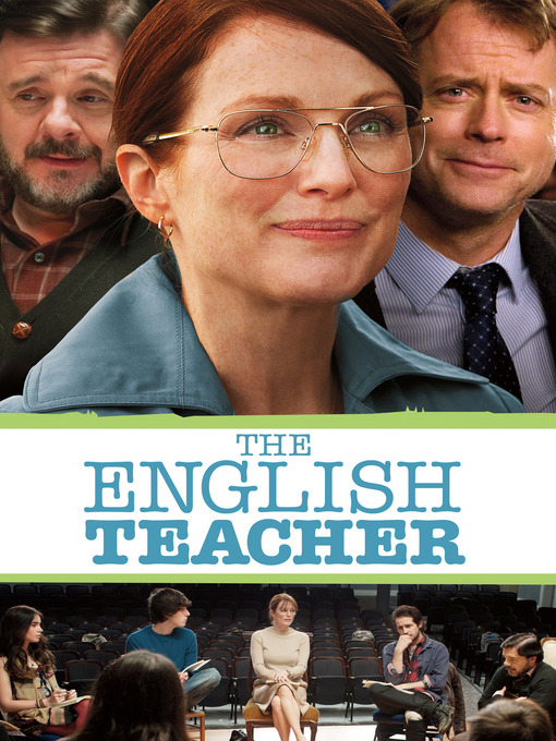 Cover of The English Teacher
