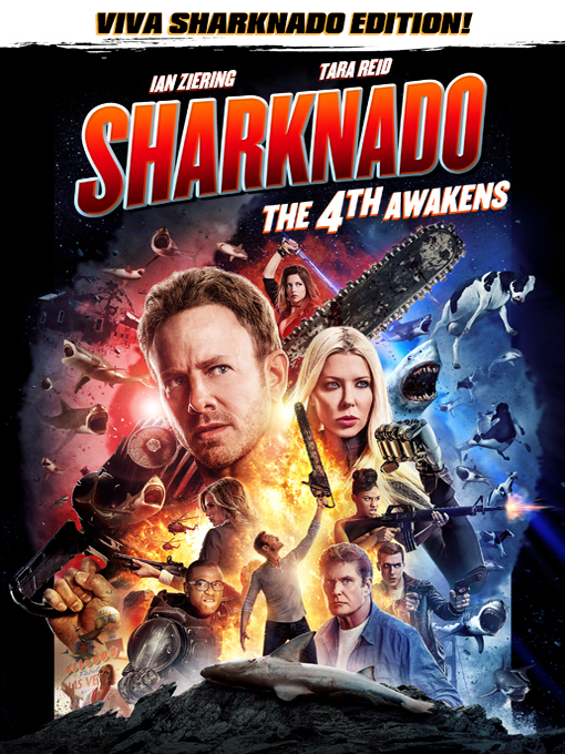 Title details for Sharknado: The 4th Awakens by Anthony C. Ferrante - Available
