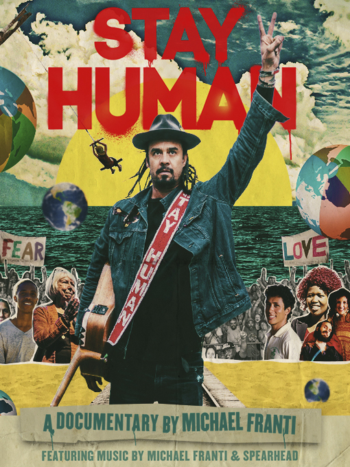 Title details for Stay Human by Michael Franti - Available