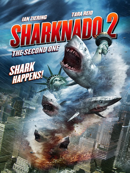 Title details for Sharknado 2 by Ian Ziering - Available