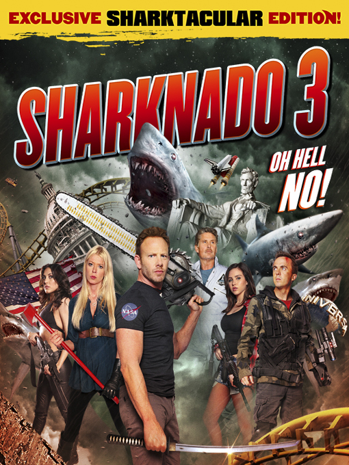 Title details for Sharknado 3 by Anthony C. Ferrante - Available