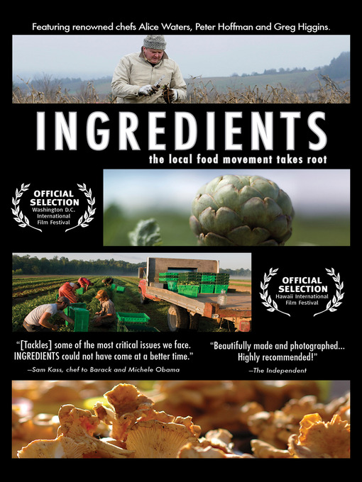Title details for Ingredients by Robert Bates - Available