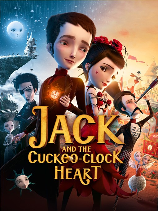 Title details for Jack and the Cuckoo-Clock Heart by Orlando Seale - Available