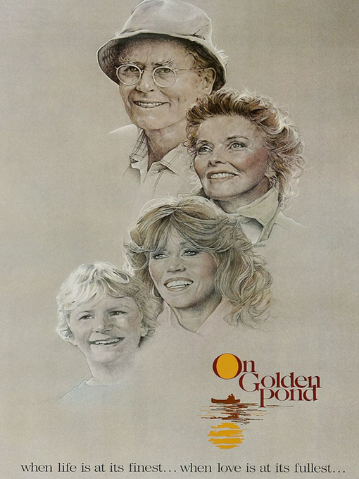 Title details for On Golden Pond by Katharine Hepburn - Available