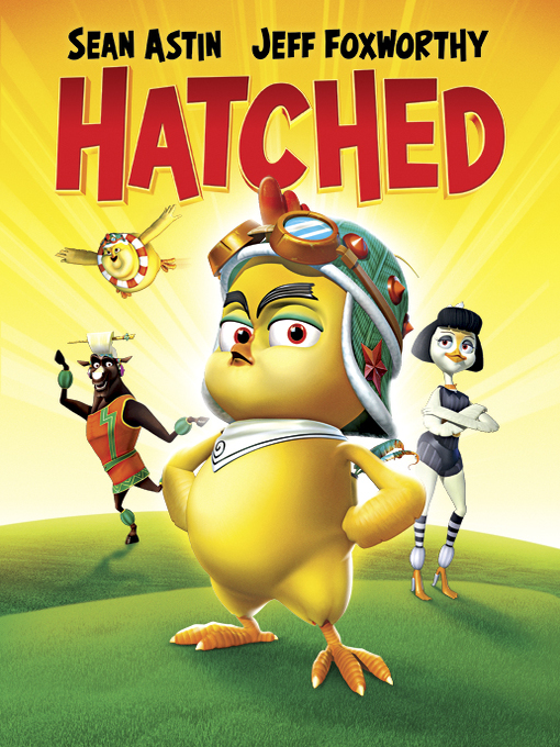 Cover of Hatched