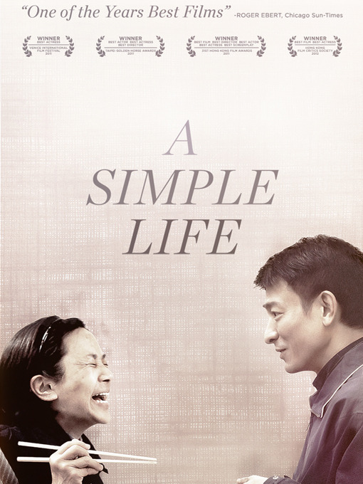 Title details for A Simple Life by Ann Hui - Available