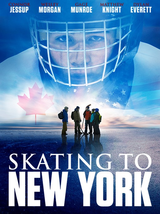 Cover image for Skating to New York